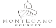 montecano logo black and white
